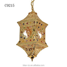 Moroccan Style Mosque Chandelier Lighting Islamic Lamps
