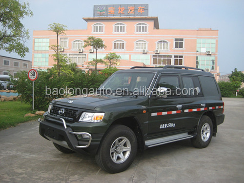 4*4 SUV Cash transfer/Armored Vehicle/Cash In transit TBL5029XYCF5-4