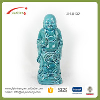 Home Garden Ornaments Ceramic Religious Statue