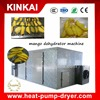 Safe stainless steel fruit dehydrator/mango drying processing machine