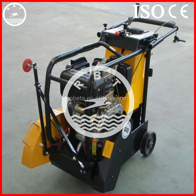 concrete floor cutter/road surface cutting machine
