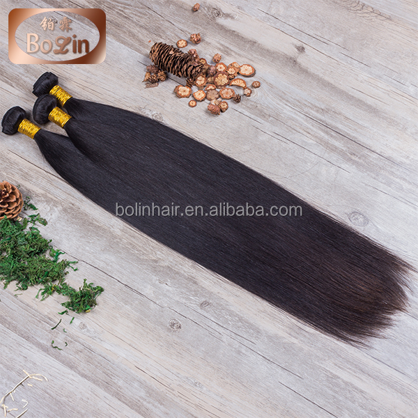 Alibaba China 100 Human Hair Weaving Brazilian Hair Bundles, Unprocessed Wholesale Virgin Brazilian Hair