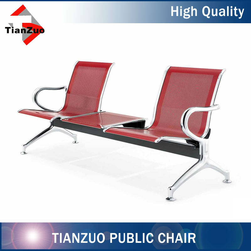 Bus station waiting chairs with middle table T-8A02