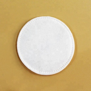 3 layer Beauty makeup remover cosmetic round cotton facial pads