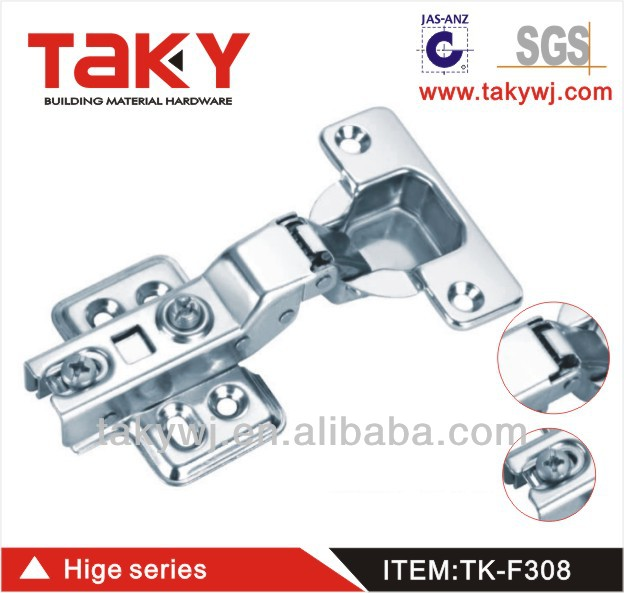 TK-F408 soft closing stainless steel hinge