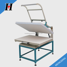 manual clamshell sublimation heat press customized