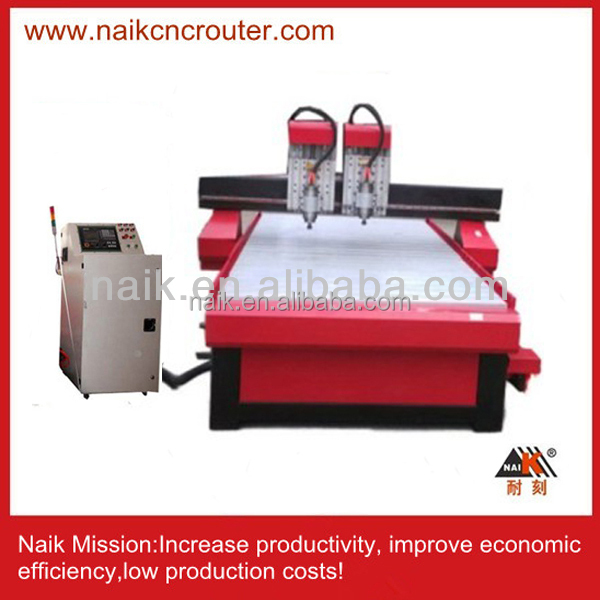 CNC control hot-sale cnc wood carver/woodworking cnc router/3D cnc router with CE, ISO certificate(5STC-1325T-2D)