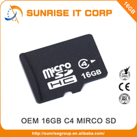 Electronics Commonly Used Accessories Class C4 16gb mobile memory card