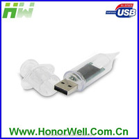 Giveout Trendy Plastic Dropper USB Flash Drive