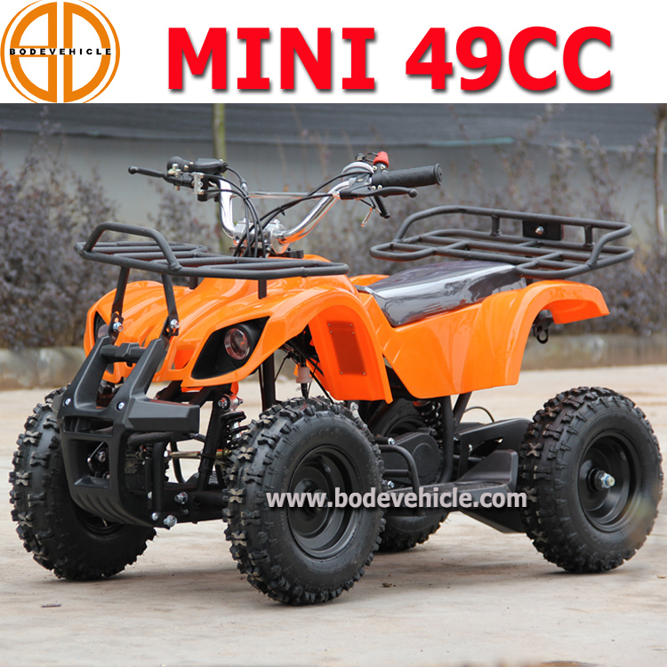 2 Stroke Air Cooled Mini Quad Mini ATV 49CC