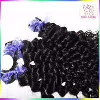 "Diamond Brand ""Kiss Locks ""100 Percent Human Virgin Hair 6-36 inch Italy Deep Curly Factory Wholesale Price With Perfect Service"