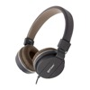gorsun best selling colorful music headphone brown