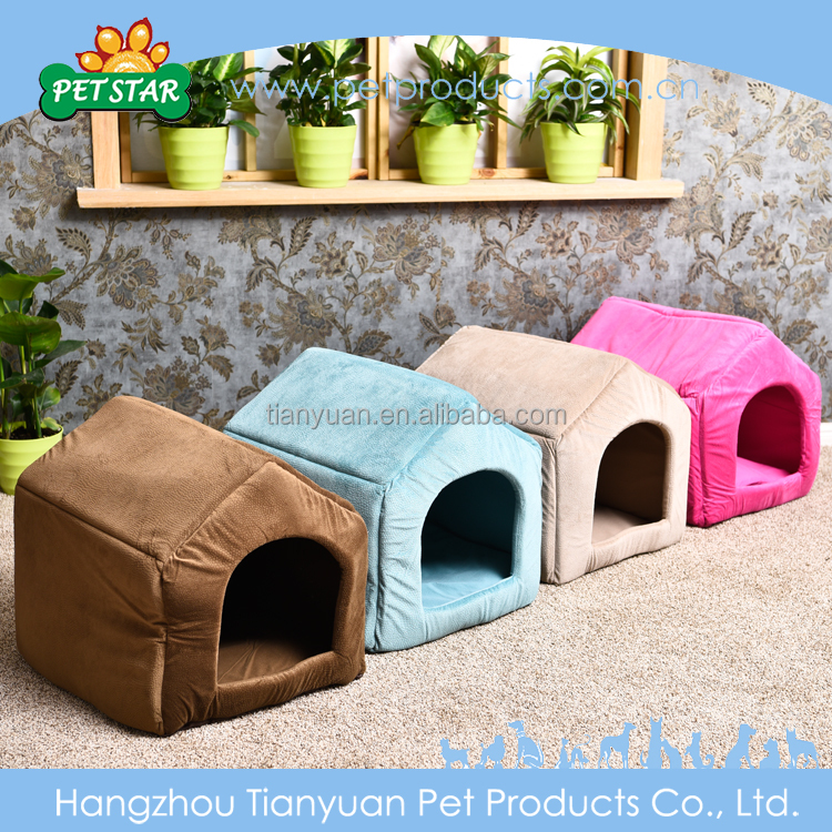 Soft And Removeable Custom Indoor cool dog house