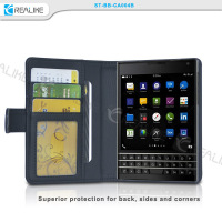 For BlackBerry Passport, Classic, Leap, P'9983, Z30 PU Flip Case Q30 Back Cover