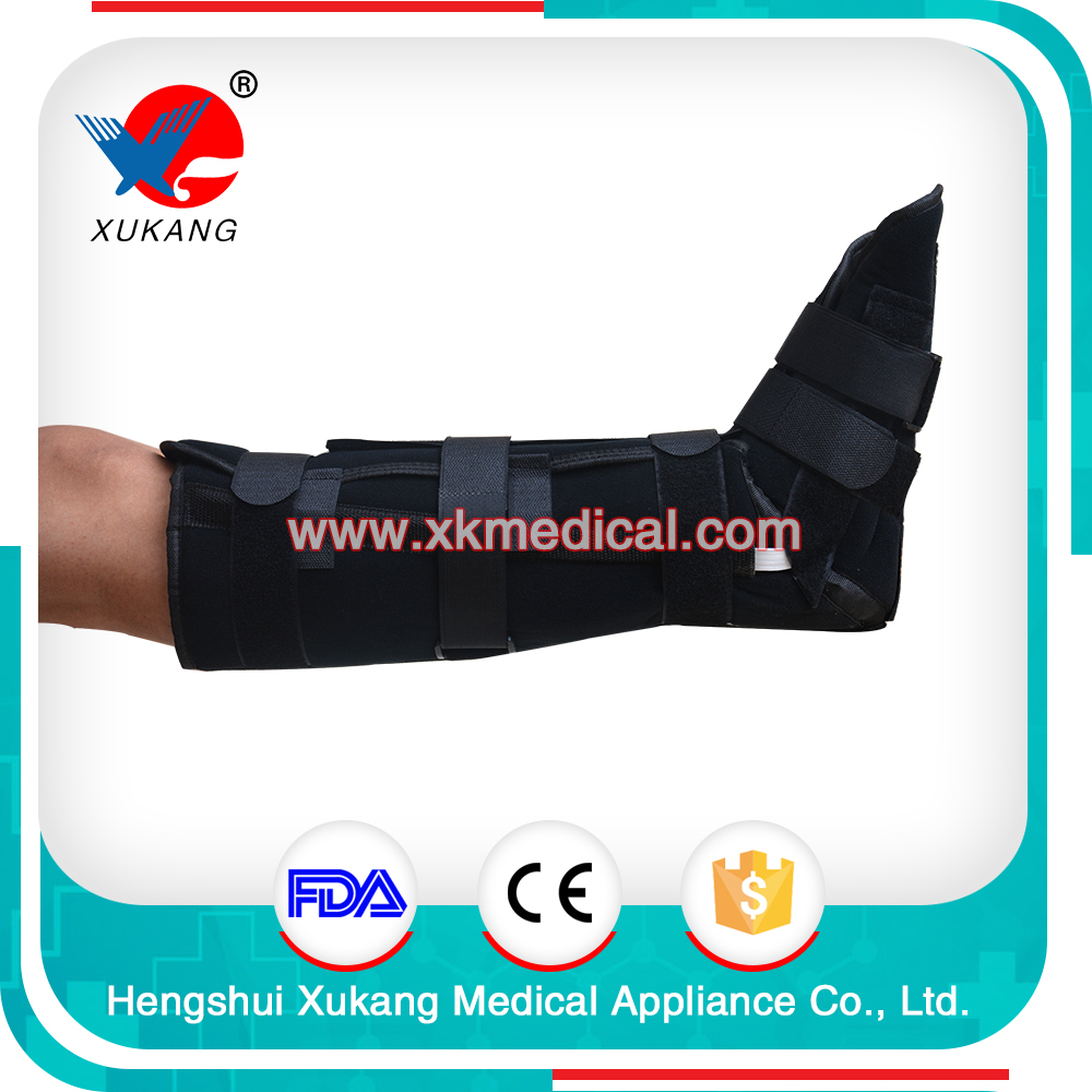 medical crus and ankle support,leg support,orthopedic shank brace