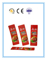 Good quality plastic snack food heat seal retort pouch packaging bags