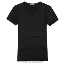 Polyester plain black blank dri fit t shirts wholesale no label