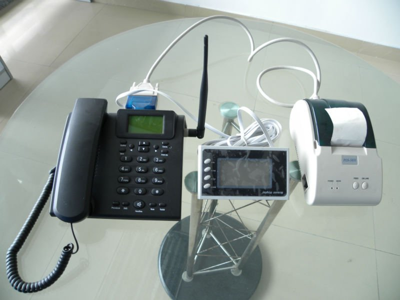 GSM Call Shop Payphone/Public Phone (Low Cost Solution