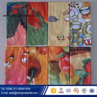 Best Quality Design Plain Organic Cotton Dish Kitchen Towels