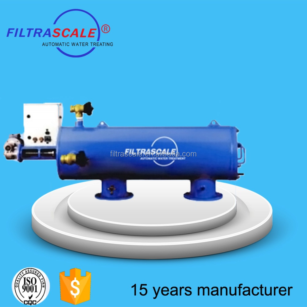 Filtrascale Automatic Backwash Seawater Filter