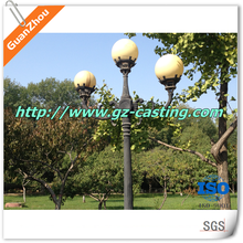 led street lighting pole lamp post