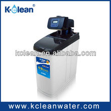 Microcomputer intelligent control water softener cabinets