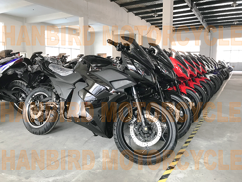 SKD CKD Packing High Speed DP Electric Motorcycle for Adult