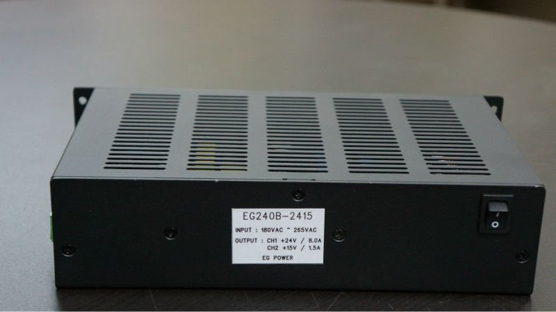 240W DUAL SMPS POWER SUPPLY