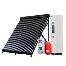 200l Split Pressurized Heat Pipe Vacuum Tube Solar Water Heater System, High Quality 200 L Solar Water Heater,Solar Water Heater