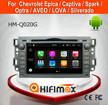 HIFIMAX Android 7.1 2 din For Chevrolet Epica (2006-2011) car dvd gps navigation Suburban/Traverse/Malibu/Cheyenne