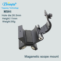 2014 best seller Hunting accessory Magnetic rifle scope night vision mount