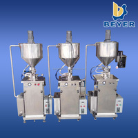 Vertical Pneumatic Hot Filling Machine Beverage