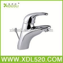 health artistic brass faucets/family basin faucet/led waterfall bathtub faucet