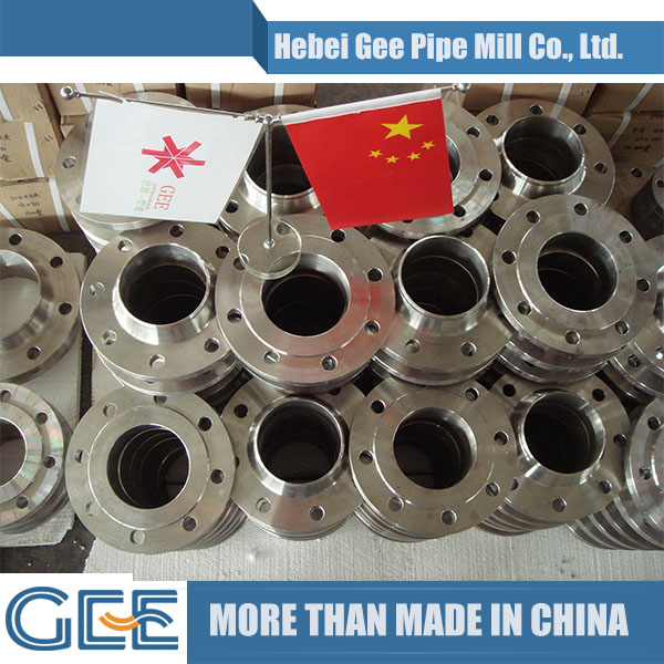China Wholesale Custom different types of flanges