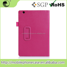 2015 New Design High Class PU Leather Case For Tablet PC For Sony Z4 10.1