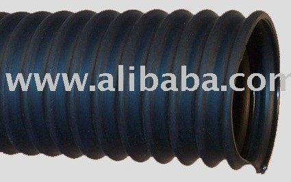 Flexible steel wire reinforced hose for temperatures up to + 150C (302F) -MADE IN Germany