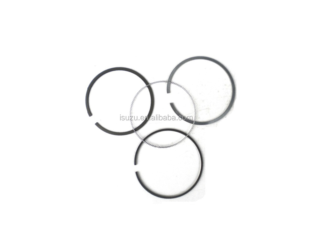 Auto piston ring NPR 4BG1/6BG1auto truck ring of piston Japan JMC QINGLING light truck auto spare parts