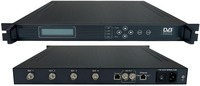 MPEG-2 4IN1 SD SDI ts ip video encoder (Embedded audio,4SDI in,ASI+IP/UDP out)