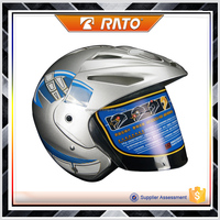 China wholesale custom motorbike helmet