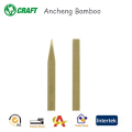 "Bamboo 10"" Flat Skewers for Grilling and Satay"