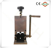 Manual Copper Wire Stripping Machine Cable Stripper Tool hanger making machine wire recycling machine