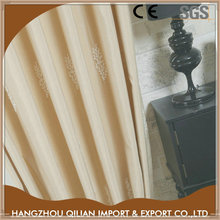 China factory machine embroidery cotton drapes