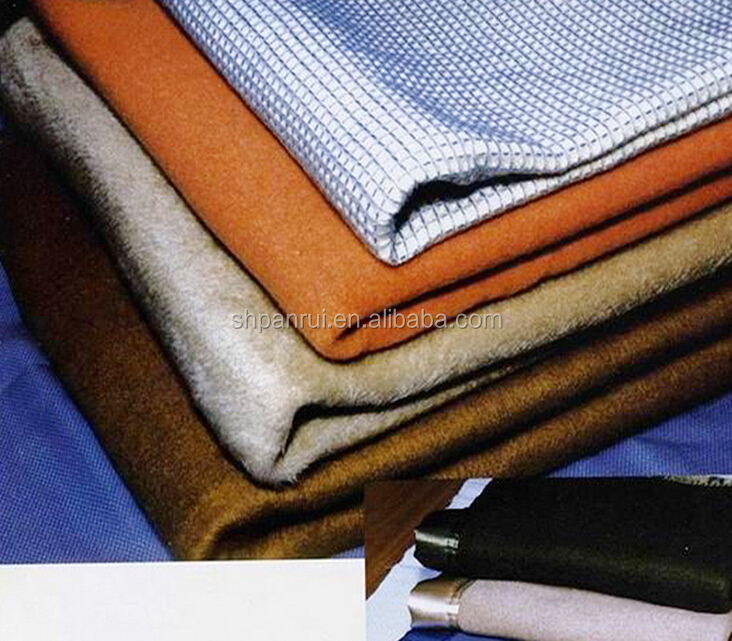 Soft non formaldehyde durable flame resistant woven aramid fabric