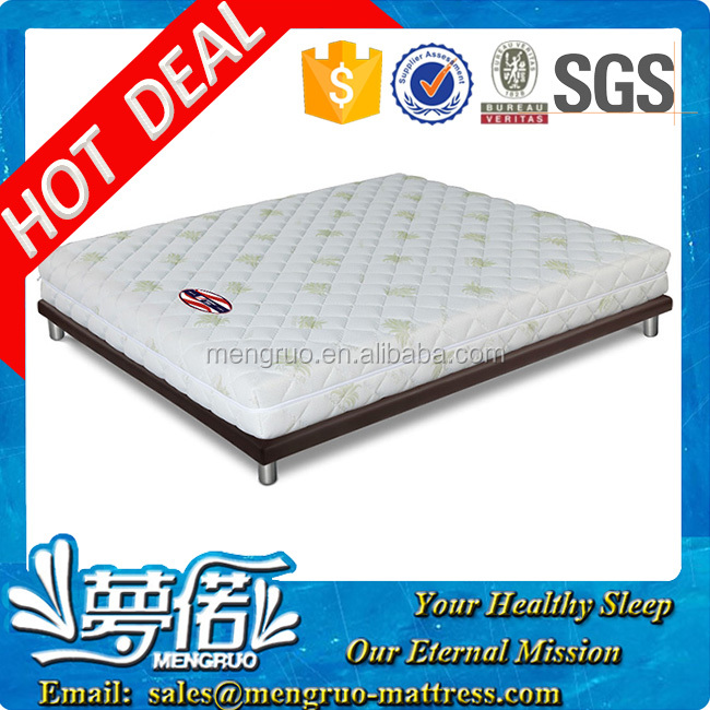 aloe vera wholesale king koil memory foam mattress