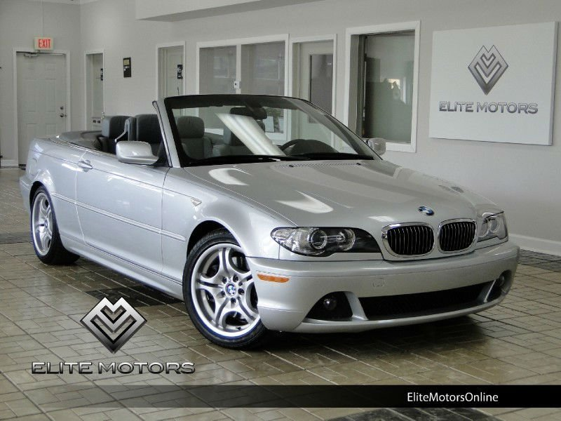2004 BMW 330CI CONV HTD STS SPRT PKGE LOW MILES 2~OWNRS