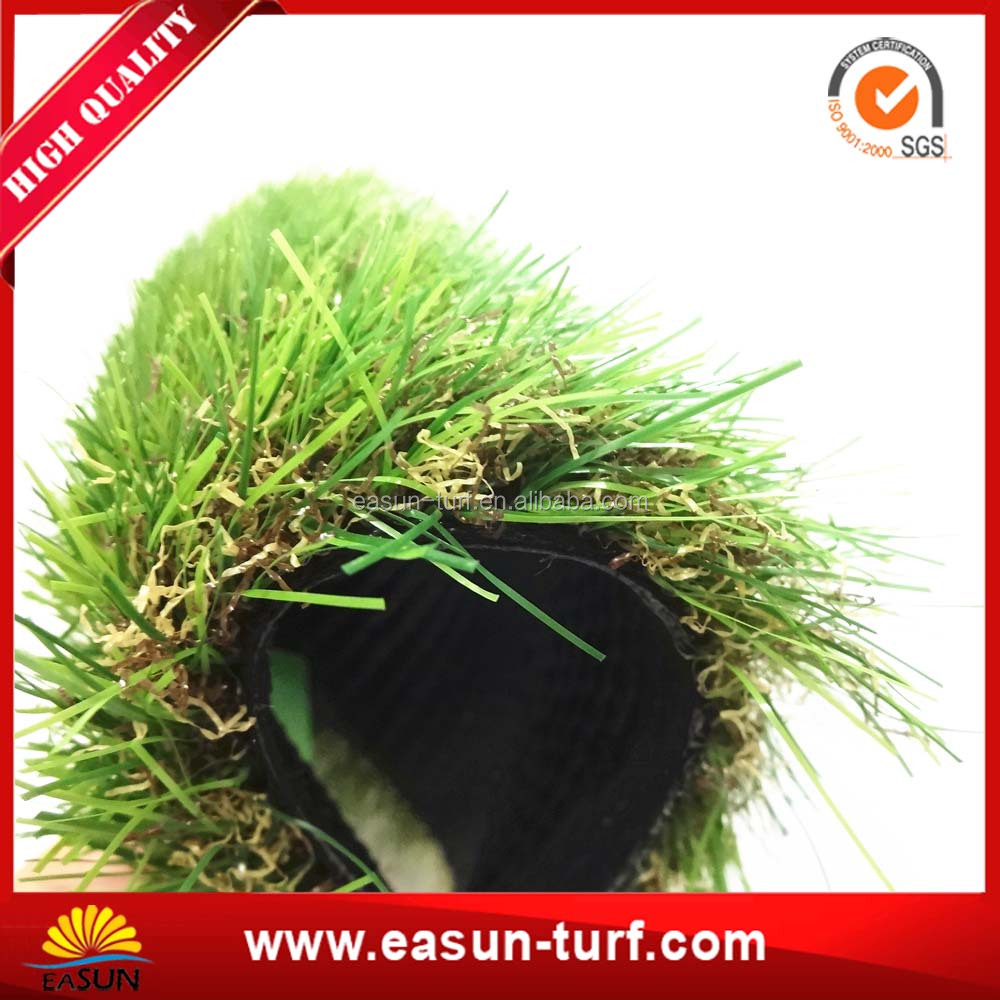 balcony waterproof outdoor floor covering artificial synthetic turf grass for garden swimming pool