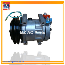 24V Car Air Conditioner 7H13 Compressor Price Excavator Compressor