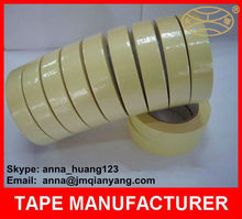 High tack masking tape jumbo roll in low price