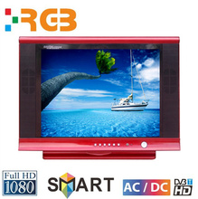 RGB Hot Good Quality Small Size CRT TV/ 14 Inch Colorful Televition with FTA certificate Thailand ruduce 5-7% indian customs tax