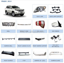 toyota land cruiser prado 2014 new facelift
